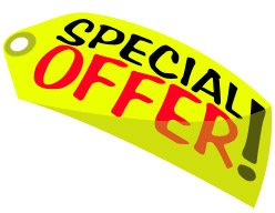 Special offer cases